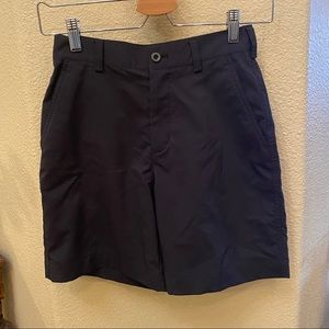 NIKE Golf Black FitDry Shorts Small(8)